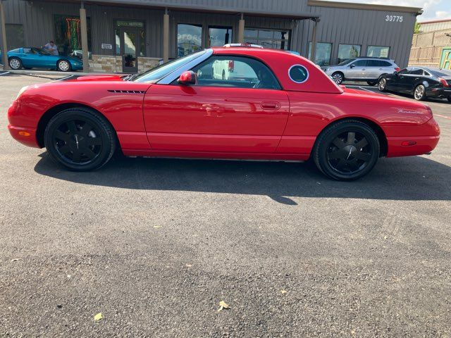 2002 Ford Thunderbird w/Hardtop Premium in Boerne, Texas 78006