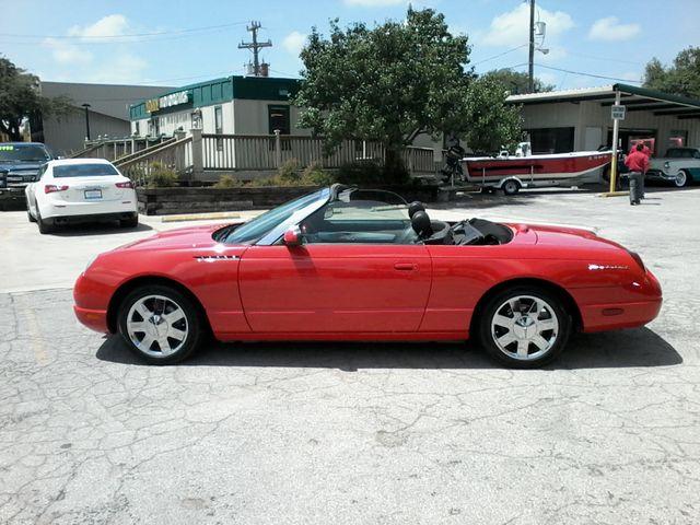 2002 Ford Thunderbird w/Hardtop Premium Boerne, Texas 3