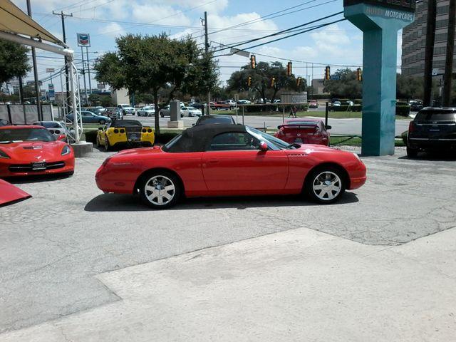 2002 Ford Thunderbird w/Hardtop Premium Boerne, Texas 7