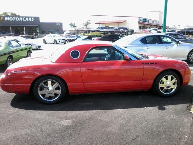 2002 Ford Thunderbird w/Hardtop Premium Boerne, Texas 1
