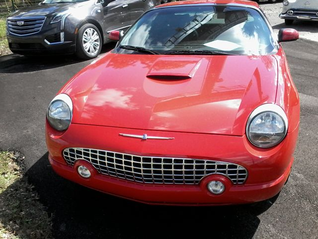 2002 Ford Thunderbird w/Hardtop Premium Boerne, Texas 2