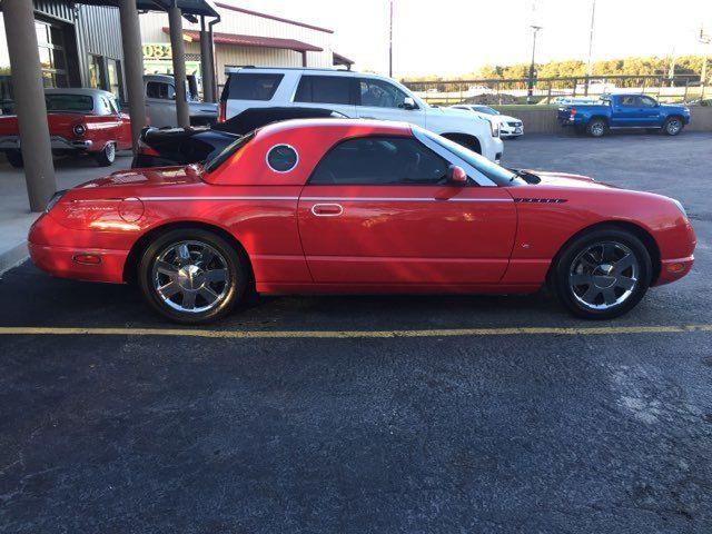 2002 Ford Thunderbird w/Hardtop Premium in Boerne, Texas 78006