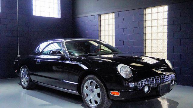 2002 Ford Thunderbird w/Hardtop Premium Bridgeville, Pennsylvania 1