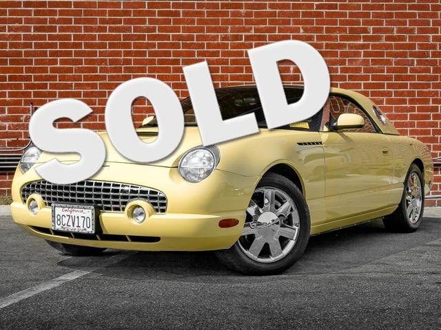 2002 Ford Thunderbird w/Hardtop Premium Burbank, CA