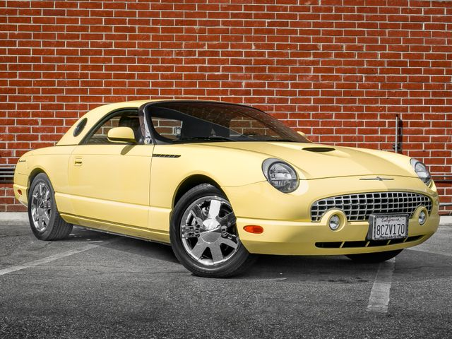 2002 Ford Thunderbird w/Hardtop Premium Burbank, CA 1