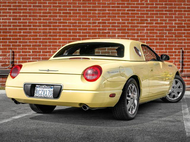 2002 Ford Thunderbird w/Hardtop Premium Burbank, CA 6