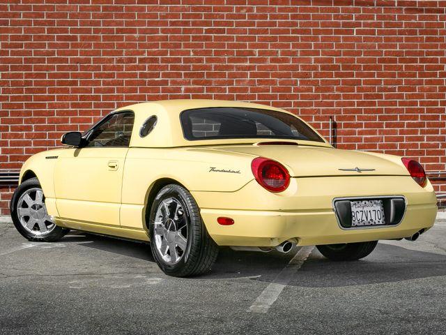 2002 Ford Thunderbird w/Hardtop Premium Burbank, CA 7