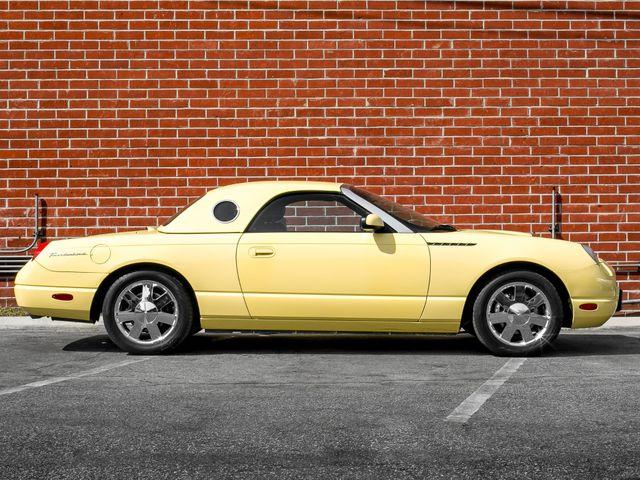 2002 Ford Thunderbird w/Hardtop Premium Burbank, CA 4