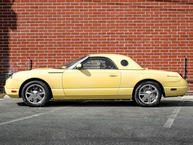 2002 Ford Thunderbird w/Hardtop Premium Burbank, CA 5