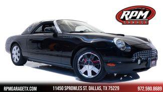 2002 Ford Thunderbird w/Hardtop Premium in Dallas, TX 75229