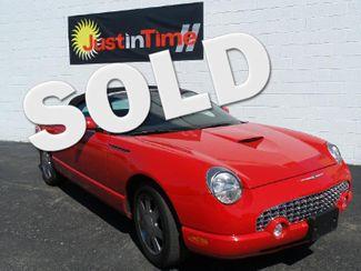 2002 Ford Thunderbird w/Hardtop Premium   Endicott, NY   Just In Time, Inc. in Endicott NY