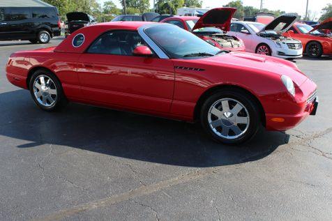 2002 Ford Thunderbird w/Hardtop Premium | Granite City, Illinois | MasterCars Company Inc. in Granite City, Illinois