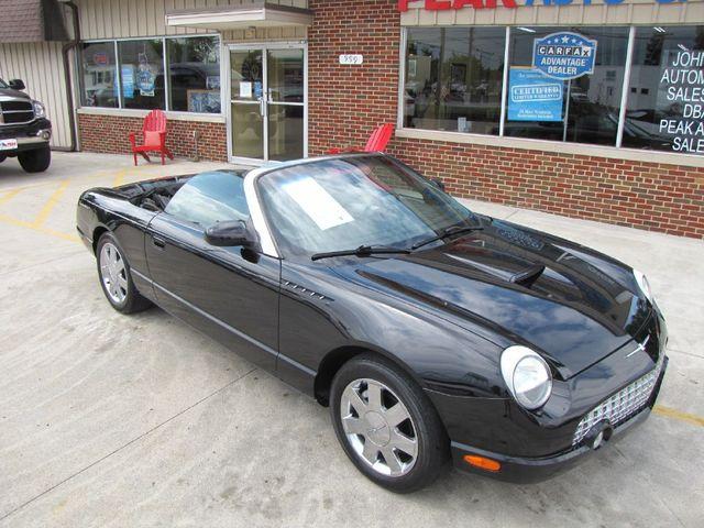 2002 Ford Thunderbird w/Hardtop Deluxe in Medina, OHIO 44256