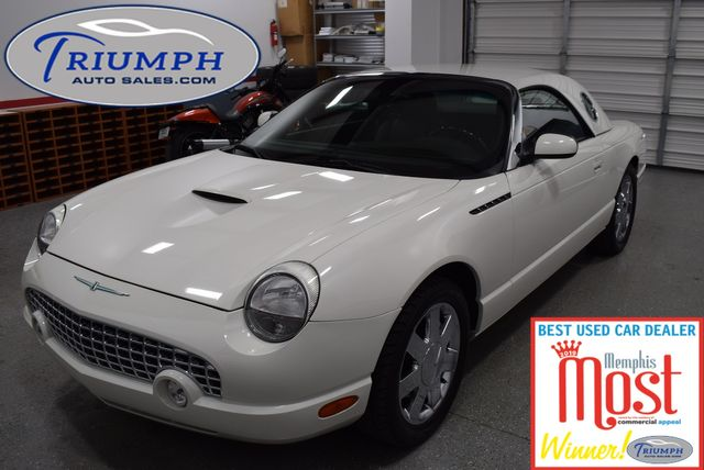 2002 Ford Thunderbird w/Hardtop Deluxe in Memphis, TN 38128