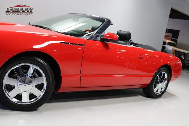 2002 Ford Thunderbird w/Hardtop Premium Merrillville, Indiana 32