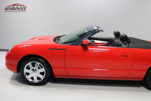 2002 Ford Thunderbird w/Hardtop Premium Merrillville, Indiana 33