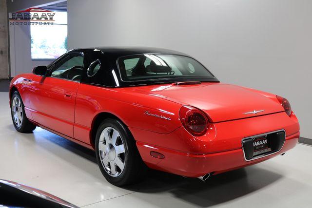 2002 Ford Thunderbird w/Hardtop Premium Merrillville, Indiana 24