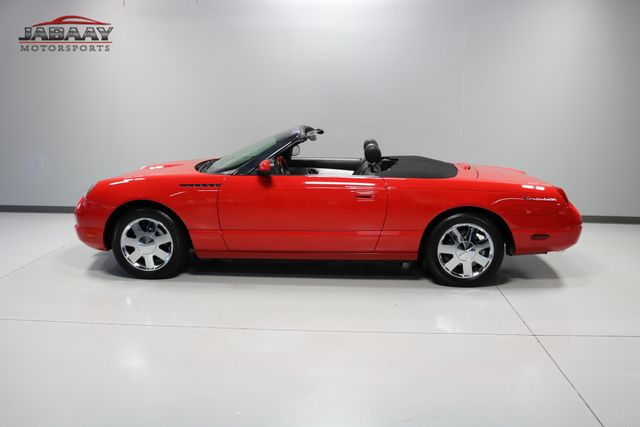 2002 Ford Thunderbird w/Hardtop Premium Merrillville, Indiana 37