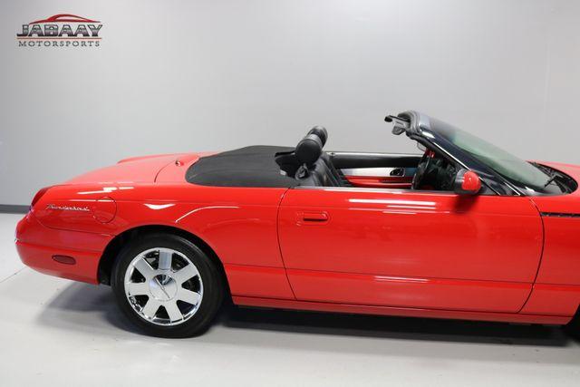 2002 Ford Thunderbird w/Hardtop Premium Merrillville, Indiana 39