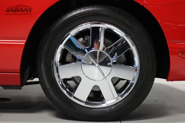 2002 Ford Thunderbird w/Hardtop Premium Merrillville, Indiana 48