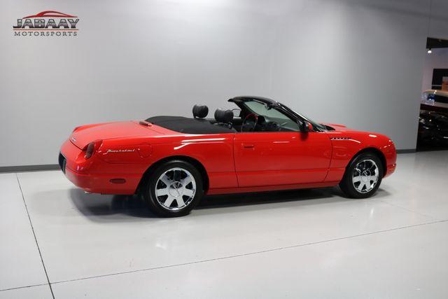 2002 Ford Thunderbird w/Hardtop Premium Merrillville, Indiana 41