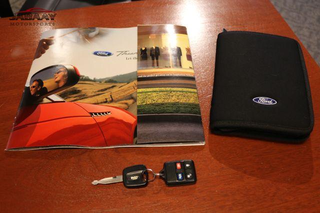 2002 Ford Thunderbird w/Hardtop Premium Merrillville, Indiana 50