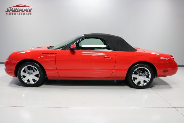 2002 Ford Thunderbird w/Hardtop Premium Merrillville, Indiana 27