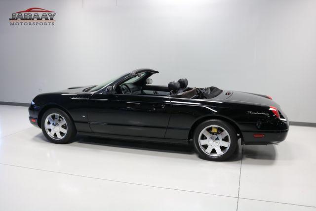 2002 Ford Thunderbird w/Hardtop Premium Merrillville, Indiana 35