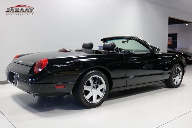 2002 Ford Thunderbird w/Hardtop Premium Merrillville, Indiana 4
