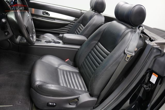 2002 Ford Thunderbird w/Hardtop Premium Merrillville, Indiana 11