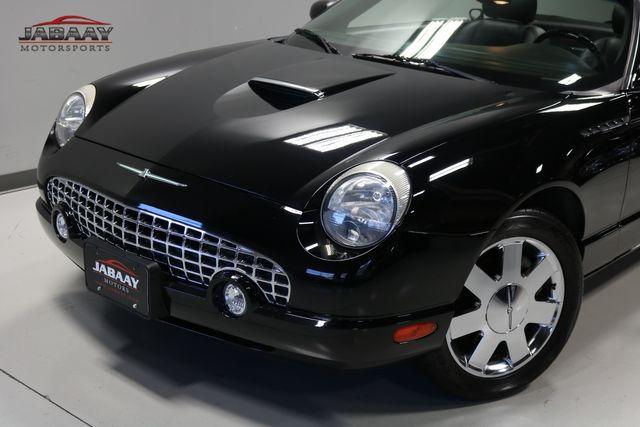 2002 Ford Thunderbird w/Hardtop Premium Merrillville, Indiana 26