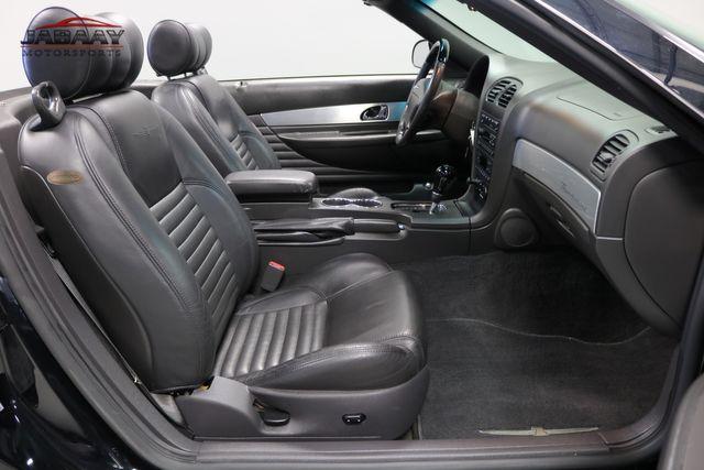 2002 Ford Thunderbird w/Hardtop Premium Merrillville, Indiana 13