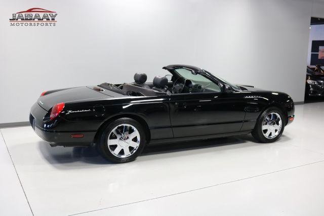 2002 Ford Thunderbird w/Hardtop Premium Merrillville, Indiana 36