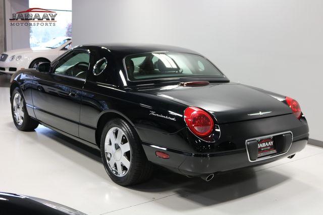 2002 Ford Thunderbird w/Hardtop Premium Merrillville, Indiana 23