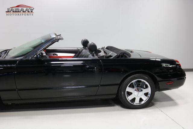 2002 Ford Thunderbird Premium Merrillville, Indiana 31