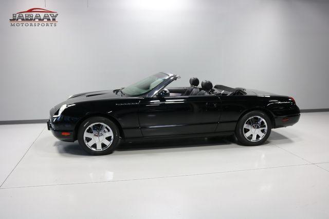 2002 Ford Thunderbird Premium Merrillville, Indiana 33