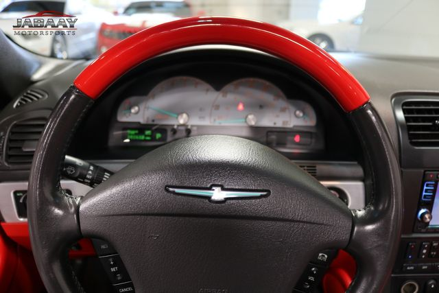 2002 Ford Thunderbird Premium Merrillville, Indiana 15