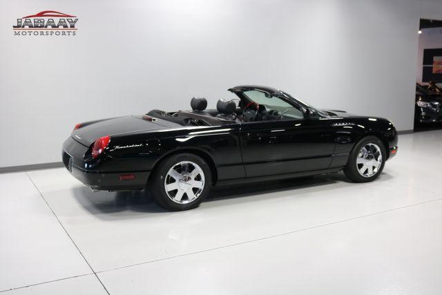 2002 Ford Thunderbird Premium Merrillville, Indiana 38