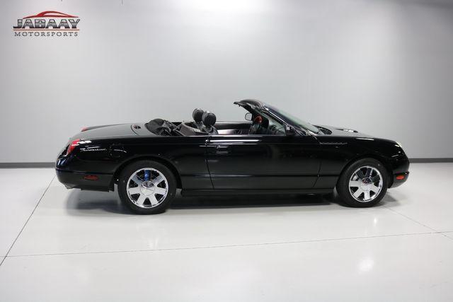 2002 Ford Thunderbird Premium Merrillville, Indiana 39