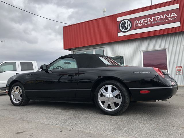 2002 Ford Thunderbird Convertible 2D in Missoula, MT 59801