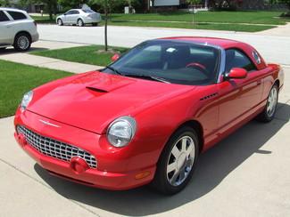 2002 Ford Thunderbird w/Hardtop Premium | Mokena, Illinois | Classic Cars America LLC in Mokena Illinois