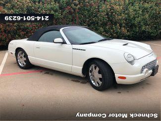 2002 Ford Thunderbird Premium in Plano, TX 75093