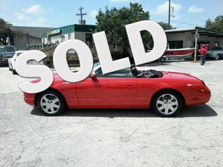 2002 Ford Thunderbird w/Hardtop Premium San Antonio, Texas