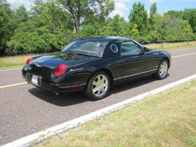 2002 Ford Thunderbird w/Hardtop Premium St. Louis, Missouri 2