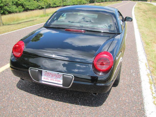 2002 Ford Thunderbird w/Hardtop Premium St. Louis, Missouri 4