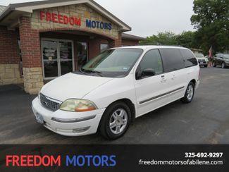 2002 Ford Windstar Wagon SE w/210A in Abilene,Tx, Texas 79605