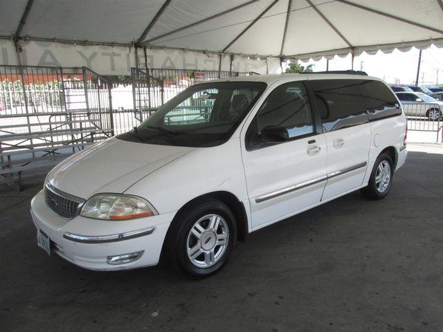 2002 Ford Windstar Wagon SE w/210A Gardena, California