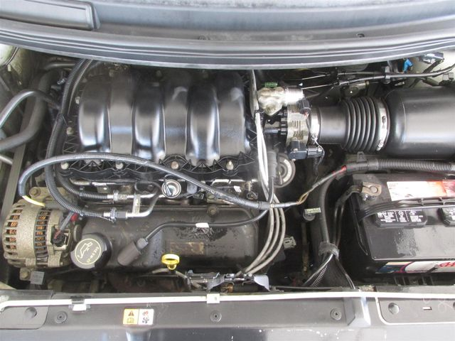 2002 Ford Windstar Wagon SE w/210A Gardena, California 14
