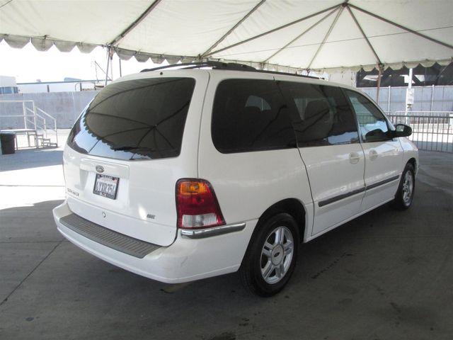 2002 Ford Windstar Wagon SE w/210A Gardena, California 2