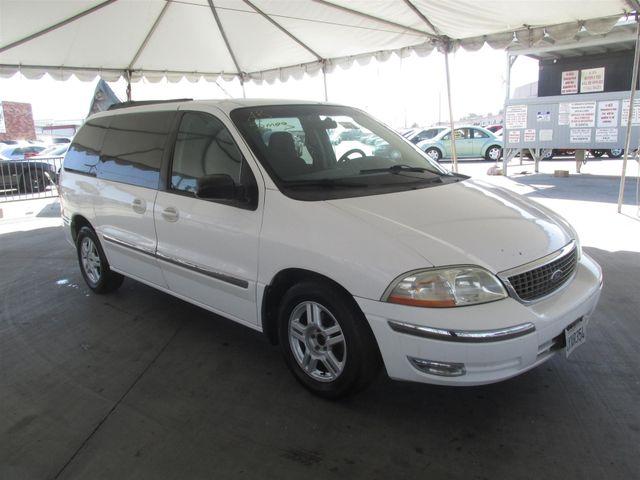 2002 Ford Windstar Wagon SE w/210A Gardena, California 3
